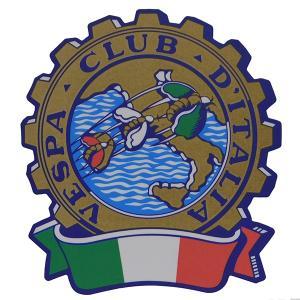 ベスパ Vespa Club ITALIA エンブレムステッカー itazatsu