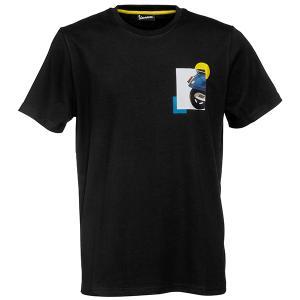 ベスパ オフィシャル Tシャツ-Heritage-(ブラック)|itazatsu
