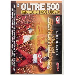 2006 la grande storia Schumacher DVD Auto Sprint itazatsu