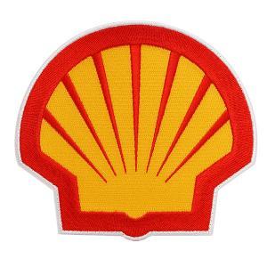 スクーデリア フェラーリオリジナル刺繍ワッペン Shell 2007-2008 itazatsu