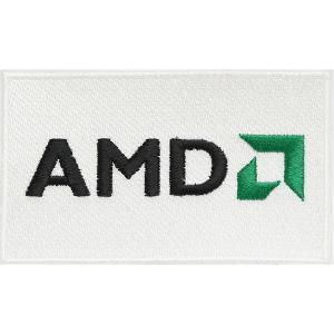 スクーデリア フェラーリオリジナル刺繍ワッペン AMD 2007-2008 itazatsu