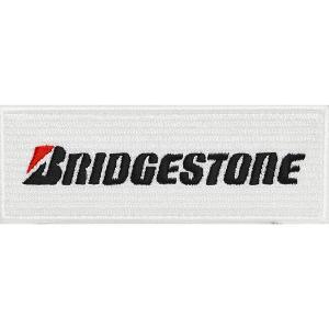スクーデリア フェラーリオリジナル刺繍ワッペン BRIDGESTONE 2007-2008 itazatsu