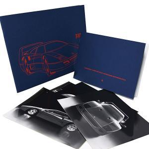 フェラーリ F40プレスキット|itazatsu