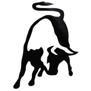 ランボルギーニ Bull ステッカー(切抜きタイプ)|itazatsu