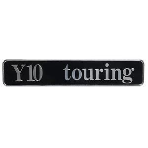 ランチア Y10 TOURINGロゴプレート(プラスティック製)  ※デッドストック|itazatsu