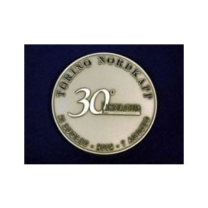 ランチア Club Italia 創立30周年記念メダル|itazatsu