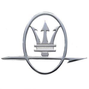 Genuine Maserati SUV Levante Rear Script Emblem Badge # 670032428 Brand New 1pc
