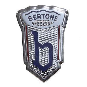 bertoneエンブレム(エナメルペイントタイプ)|itazatsu