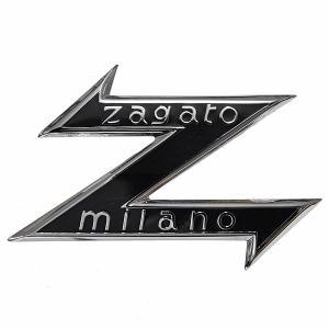 ZAGATO Z エンブレム|itazatsu