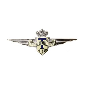 TOURINGエンブレム -TOURING SUPERLEGGERA- 85mm|itazatsu