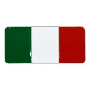 イタリア国旗エンブレム|itazatsu