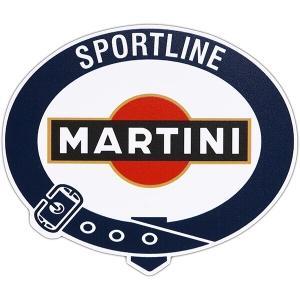 マルティニ SPORTLINEステッカー|itazatsu