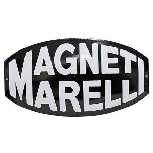 MAGNETI MARELLI ロゴホーローサインボード|itazatsu