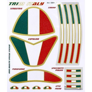 TRIM ITALYステッカーセット|itazatsu