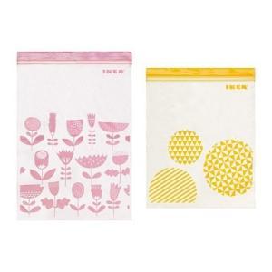 IKEA イケア ISTAD イースタード プラスチック袋(603.404.12) アソートサイズ ...