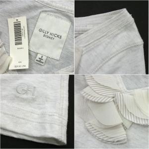 ギリーヒックス GILLY HICKS Tシャツ 半袖 レディース カットソー|itelia-ys|02