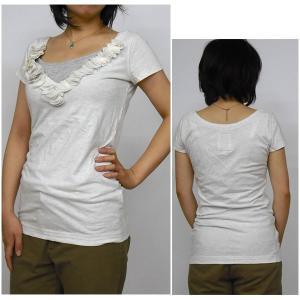 ギリーヒックス GILLY HICKS Tシャツ 半袖 レディース カットソー|itelia-ys|03