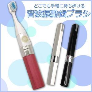 電動歯ブラシ 歯ブラシ 音波振動歯ブラシ 携帯用 ポケットサイズ