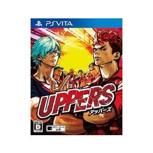 特価◆送料無料・即日発送◆PS Vita UPPERS(アッパーズ) 新品16/07/14|item-7749086