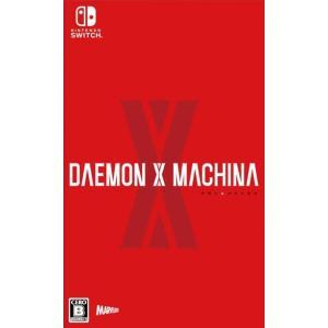 ◆送料無料・前日発送◆Swich デモンエクスマキナ DAEMON X MACHINA (先着購入特典DLC付き) 予約19/09/13 item-7749086