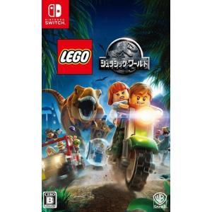 ◆送料無料・前日発送◆Switch LEGO レゴ ジュラシック・ワールド 予約19/11/21|item-7749086