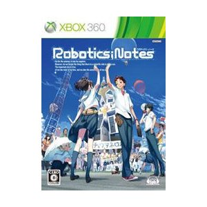 ◆送料無料・即日発送◆XB360 ロボティクス・ノーツ新品12/06/28|item-7749086