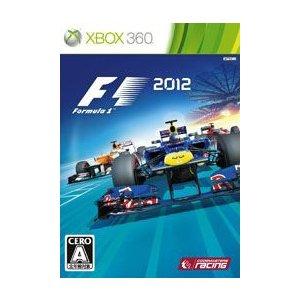 ◆送料無料・即日発送◆XB360 F1 2012新品12/10/04 item-7749086