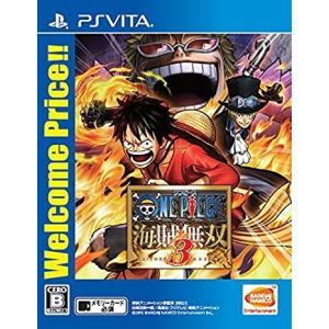 ◆送料無料・即日発送◆PS Vita ワンピース 海賊無双3 (Welcome Price!!) 新品16/12/01|item-7749086