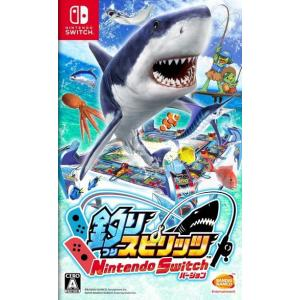 ◆送料無料・前日発送◆Switch 釣りスピリッツ Nintendo Switchバージョン 釣りスピ 予約19/07/25|item-7749086