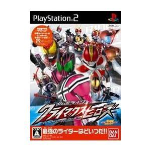 ◆送料無料・即日発送◆PS2 仮面ライダー クライマックスヒーローズ新品09/08/06|item-7749086