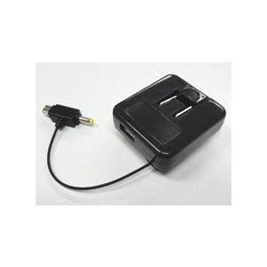 ◆送料無料・即日発送◆PT ※巻き取りACアダプタW DSiLL/DSi/PSP用各種機器用新品 item-7749086
