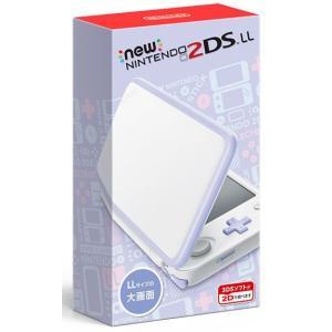 ◆送料無料・即日発送◆※3DS Newニンテンドー2DS LL ホワイト×ラベンダー 新品17/10/05|item-7749086