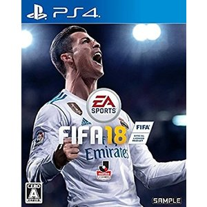 ◆送料無料・即日発送◆PS4 FIFA18 (予約特典同梱) 【PS4版】 新品17/09/29|item-7749086