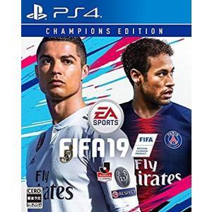 ◆送料無料・即日発送◆PS4 FIFA19 Champions Edition 限定版 新品18/09/25|item-7749086