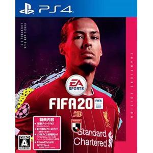 ◆送料無料・前日発送◆PS4 FIFA20 Champions Edition 限定版 予約19/09/24|item-7749086