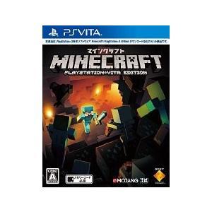 ◆送料無料・即日発送◆PS Vitaマインクラフト Minecraft: PlayStation Vita Edition新品15/03/19|item-7749086