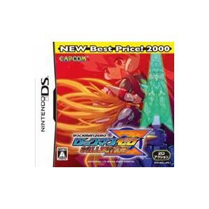 ◆送料無料・即日発送◆DS ロックマンゼロ コレクション(Best Price!2000)新品11/04/21|item-7749086