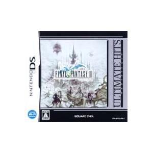 ◆送料無料・即日発送◆DS ファイナルファンタジー3(アルティメットヒッツ)【DS版】新品|item-7749086