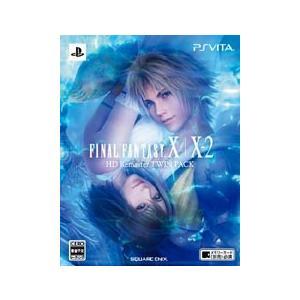 ◆送料無料・即日発送◆PS Vita ※ファイナルファンタジー10/10-2(X/X-2) HDリマスター ツインパック 新品13/12/26|item-7749086