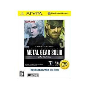 ◆送料無料・即日発送◆PS Vitaメタルギアソリッド HDエディション(Best)新品13/10/10|item-7749086