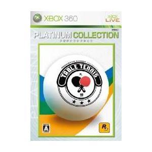 ◆送料無料・即日発送◆XB360 Rockstar Games presents Table Tennis新品 item-7749086