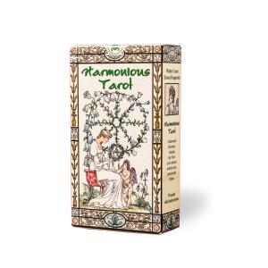 タロットカード 78枚 タロット占い ハーモニアス タロット Harmonious Tarot 日本語解説書付き |item-island-jp2