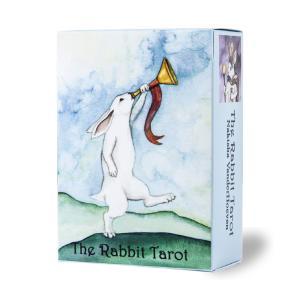 タロットカード ラビット・タロット 日本語解説書付き The Rabbit Tarot item-island-jp2