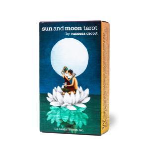 タロットカード サン・アンド・ムーン・タロット Sun and Moon Tarot 日本語解説書付き  |item-island-jp2