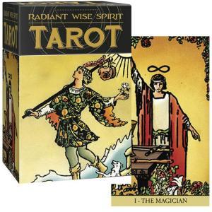 タロットカード ラディアント・ワイズ ・スピリット タロット Radiant Wise Spirit Tarot 日本語解説書付き  |item-island-jp2