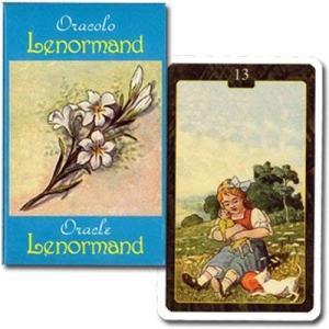 ルノルマンカード ルノルマン・オラクル・カード 日本語解説紙付き |item-island-jp2
