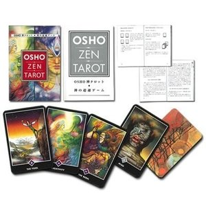 タロットカード 和尚禅タロット 日本語版 OSHO ZEN TAROT|item-island-jp2