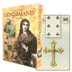 ルノルマン オラクル カード 占い  ルノルマン オラクル Lenormand Oracle  日本語解説書付き|item-island-jp2