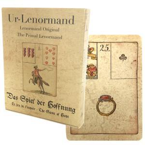 ルノルマン オラクルカード 占い  プライマル ルノルマン The Primal Lenormand  日本語解説書付き|item-island-jp2