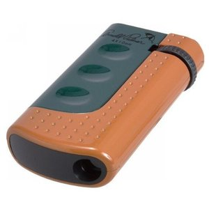 ゴルフスコープ アーノルドパーマー カウンター付 4×10 AP-005 測定器 ゴルフ ブラウン グリーン スコアカウンター|item-japan